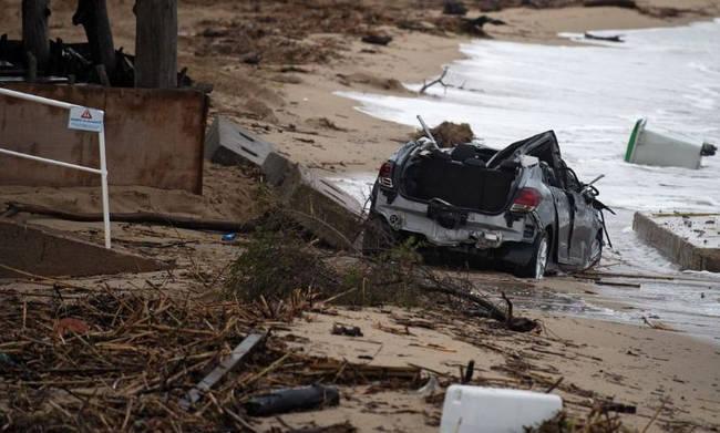 Φονικές πλημμύρες στη Γαλλία με τουλάχιστον έξι νεκρούς
