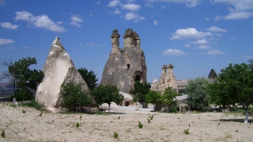 σπηλιές της Καππαδοκίας