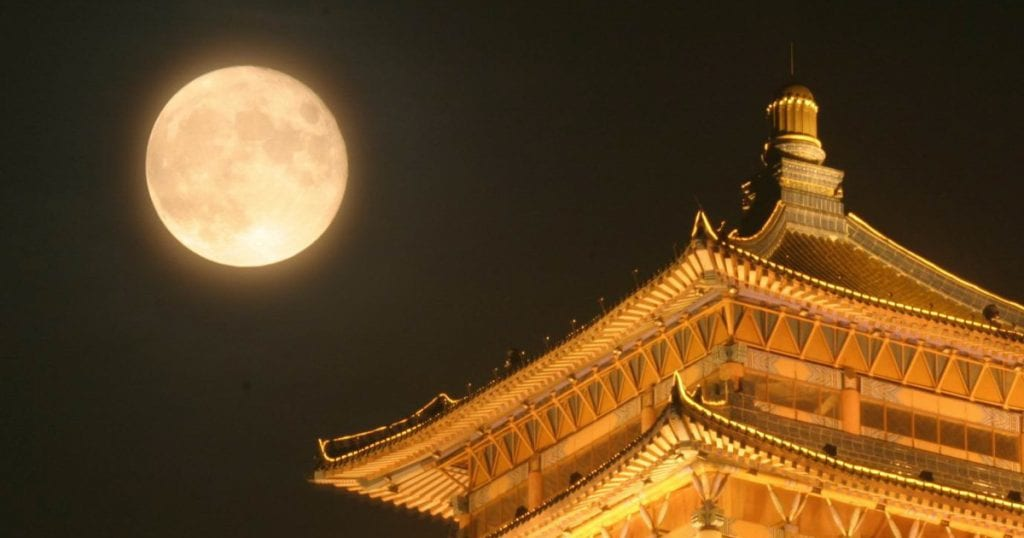 Κινεζική πόλη σχεδιάζει ένα τεχνητό φεγγάρι!