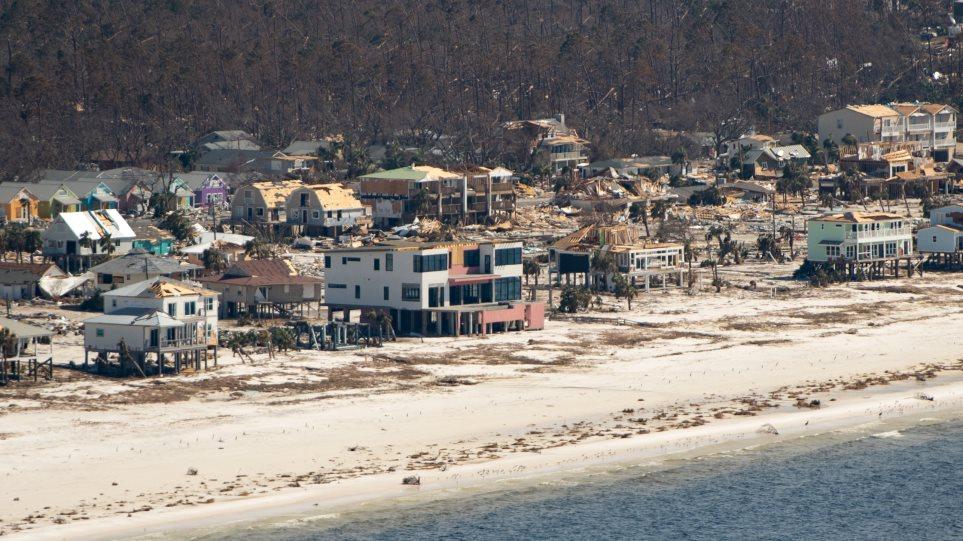 Τυφώνας Michael