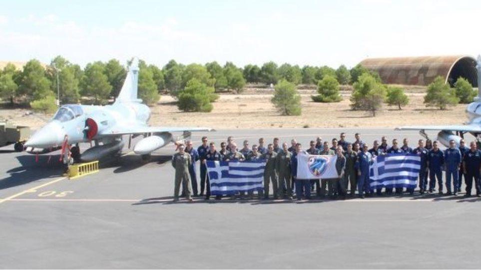 Οι καλύτεροι πιλότοι στο ΝΑΤΟ είναι Έλληνες!