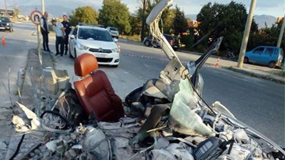 Τραγωδία: Νεκροί σε τροχαίο 30χρονος και 19χρονη