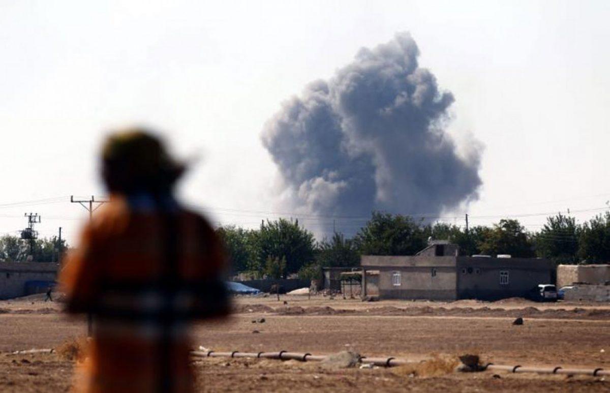 πόλεμος στη Συρία