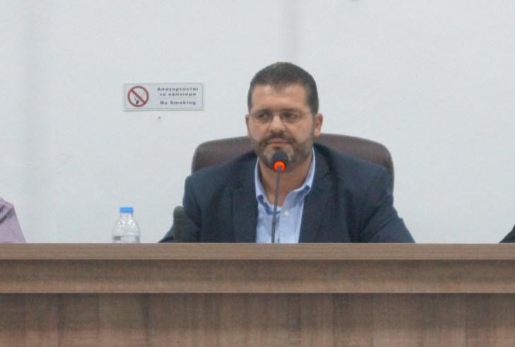 Δήλωση Γαλάτιου Μοσχονά Προέδρου Δ.Σ. Δήμου Αμαρίου