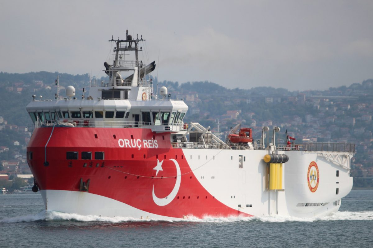 Πλοίο – Oruc Reis