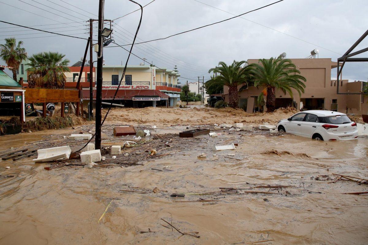 Καιρός – πλημμύρες