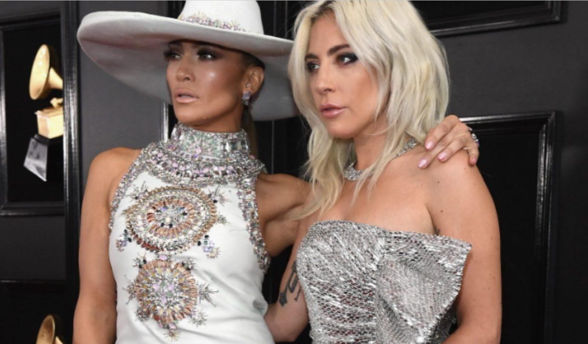 Lady Gaga και η Τζένιφερ Λόπεζ