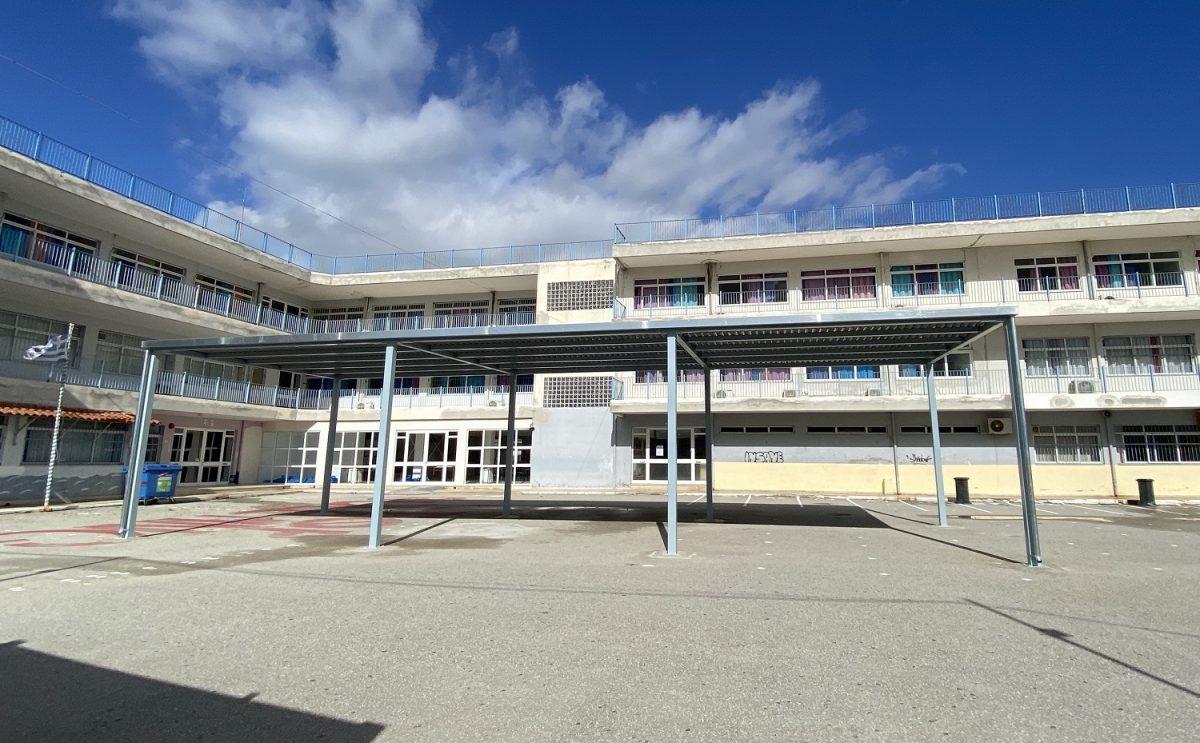 Γυμνάσιο – λύκειο Τυμπακίου