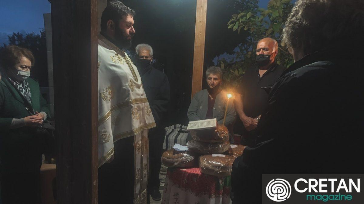 ξωκλήσι του Αγίου Εφραίμ στους Αγίους Δέκα