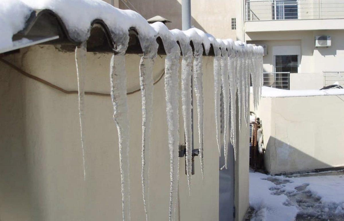 Χιόνι – καιρός