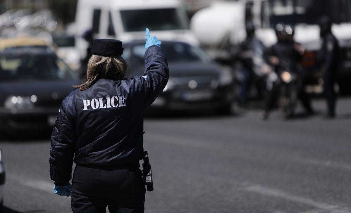 Κορωνοϊός – αστυνομία