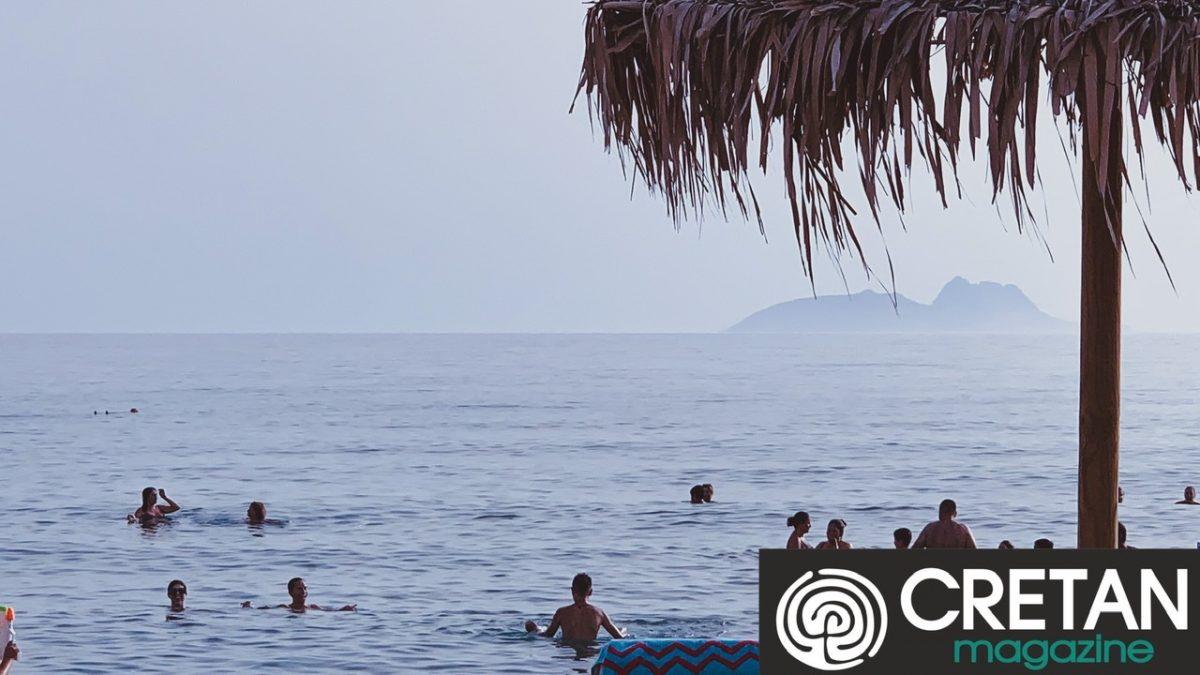Παξιμάδια – παραλία – καιρός